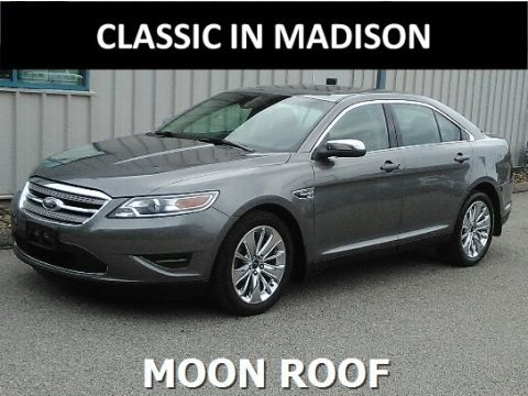 Sterling Grey 2012 Ford Taurus Limited