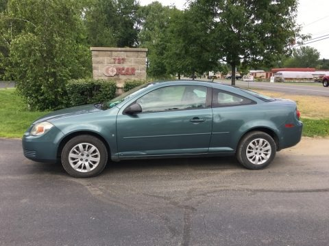 Imperial Blue Metallic 2009 Chevrolet Cobalt LS Coupe