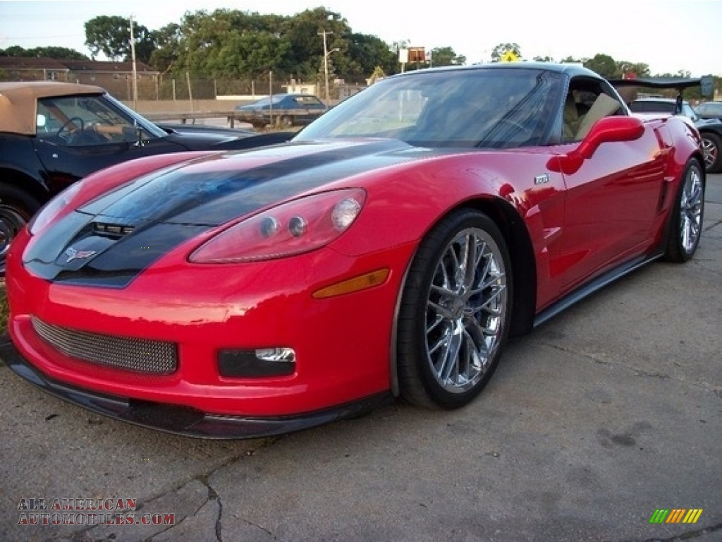 2010 chevrolet corvette zr1 in torch red for sale 801226 all american automobiles buy. Black Bedroom Furniture Sets. Home Design Ideas