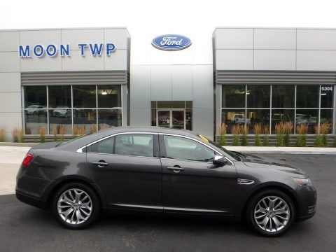 Magnetic 2016 Ford Taurus Limited