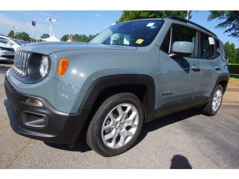 Anvil 2017 Jeep Renegade Latitude