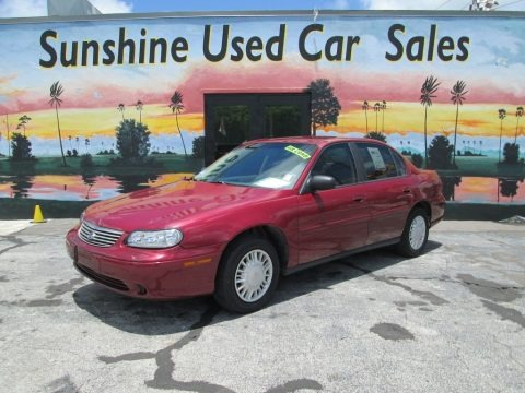 Sport Red Metallic 2005 Chevrolet Classic