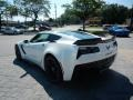 Chevrolet Corvette Z06 Coupe Arctic White photo #5