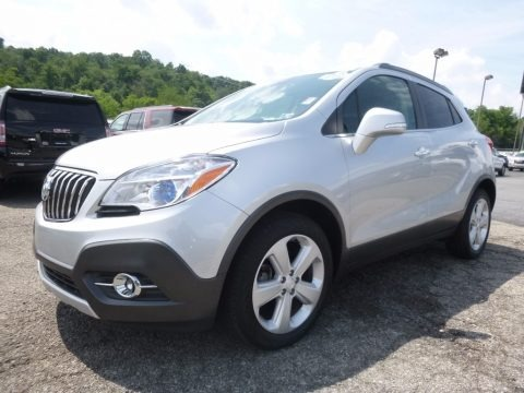 Quicksilver Metallic 2015 Buick Encore Convenience