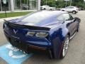 Chevrolet Corvette Z06 Coupe Admiral Blue Metallic photo #3