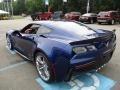 Chevrolet Corvette Z06 Coupe Admiral Blue Metallic photo #9