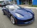 Chevrolet Corvette Z06 Coupe Admiral Blue Metallic photo #14