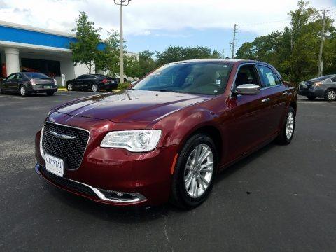 Velvet Red 2017 Chrysler 300 C