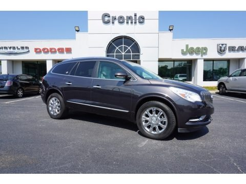 Iridium Metallic 2014 Buick Enclave Leather