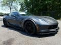 Chevrolet Corvette Grand Sport Coupe Watkins Glen Gray Metallic photo #1