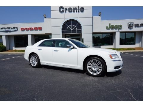 Bright White 2011 Chrysler 300 Limited