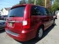Chrysler Town & Country Touring Deep Cherry Red Crystal Pearl photo #6