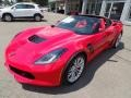 Chevrolet Corvette Z06 Coupe Torch Red photo #1