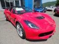 Chevrolet Corvette Z06 Coupe Torch Red photo #3