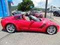 Chevrolet Corvette Z06 Coupe Torch Red photo #4