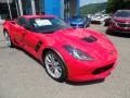 Chevrolet Corvette Z06 Coupe Torch Red photo #9