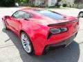 Chevrolet Corvette Z06 Coupe Torch Red photo #13