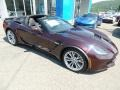Chevrolet Corvette Z06 Coupe Black Rose Metallic photo #3