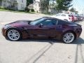 Chevrolet Corvette Z06 Coupe Black Rose Metallic photo #6
