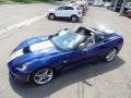 Chevrolet Corvette Stingray Convertible Admiral Blue Metallic photo #1