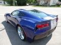Chevrolet Corvette Stingray Convertible Admiral Blue Metallic photo #11