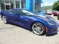 Chevrolet Corvette Stingray Convertible Admiral Blue Metallic photo #14