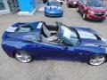 Chevrolet Corvette Stingray Convertible Admiral Blue Metallic photo #18