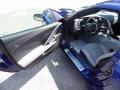 Chevrolet Corvette Stingray Convertible Admiral Blue Metallic photo #22