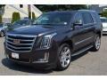 Cadillac Escalade Luxury 4WD Gray Silk Metallic photo #7