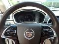Cadillac SRX Luxury AWD Silver Coast Metallic photo #15