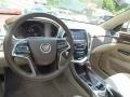 Cadillac SRX Luxury AWD Silver Coast Metallic photo #16