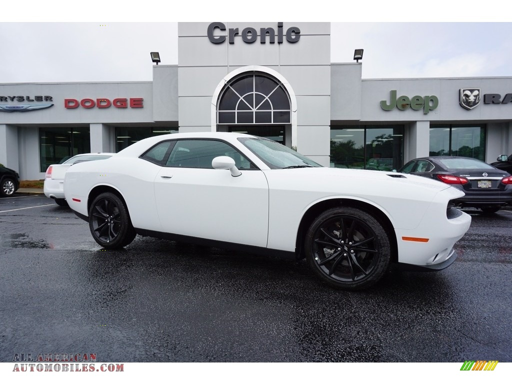 2017 Dodge Challenger SXT in White Knuckle - 640350 | All ...