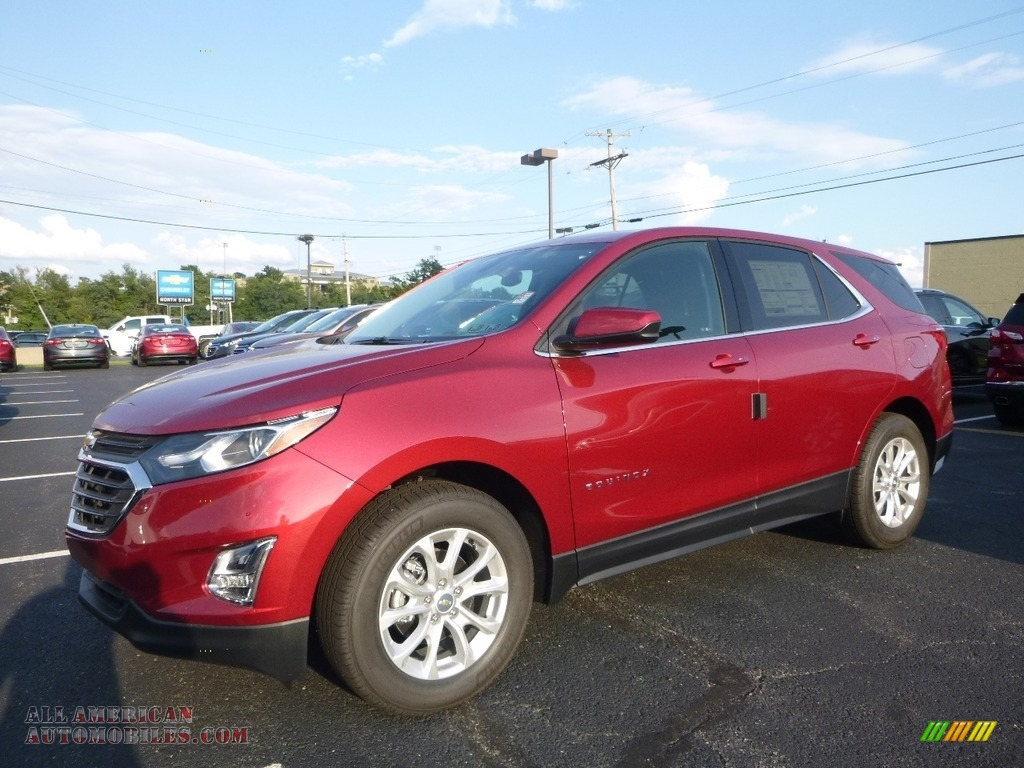 2018 Chevrolet Equinox Lt In Cajun Red Tintcoat 173304