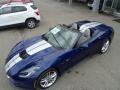 Chevrolet Corvette Stingray Convertible Admiral Blue Metallic photo #2