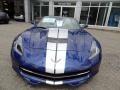Chevrolet Corvette Stingray Convertible Admiral Blue Metallic photo #20
