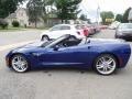 Chevrolet Corvette Stingray Convertible Admiral Blue Metallic photo #22