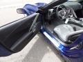 Chevrolet Corvette Stingray Convertible Admiral Blue Metallic photo #27