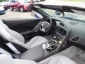 Chevrolet Corvette Stingray Convertible Admiral Blue Metallic photo #50