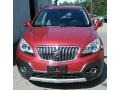 Buick Encore Convenience Ruby Red Metallic photo #2