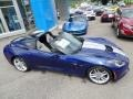 Chevrolet Corvette Stingray Coupe Admiral Blue Metallic photo #1