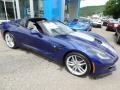 Chevrolet Corvette Stingray Coupe Admiral Blue Metallic photo #2