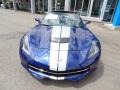 Chevrolet Corvette Stingray Coupe Admiral Blue Metallic photo #3