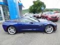 Chevrolet Corvette Stingray Coupe Admiral Blue Metallic photo #9