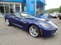 Chevrolet Corvette Stingray Coupe Admiral Blue Metallic photo #15