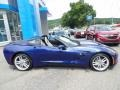 Chevrolet Corvette Stingray Coupe Admiral Blue Metallic photo #16