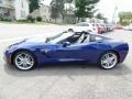 Chevrolet Corvette Stingray Coupe Admiral Blue Metallic photo #17