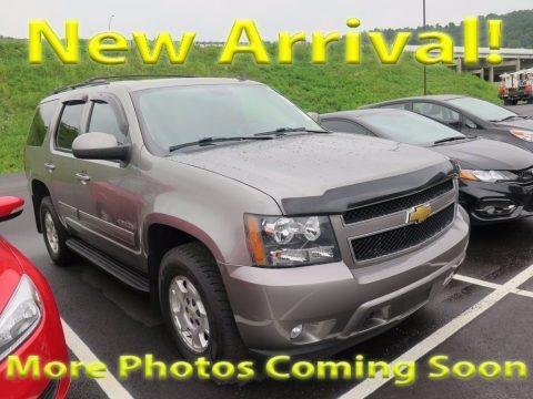 Silver Ice Metallic 2012 Chevrolet Tahoe LT 4x4