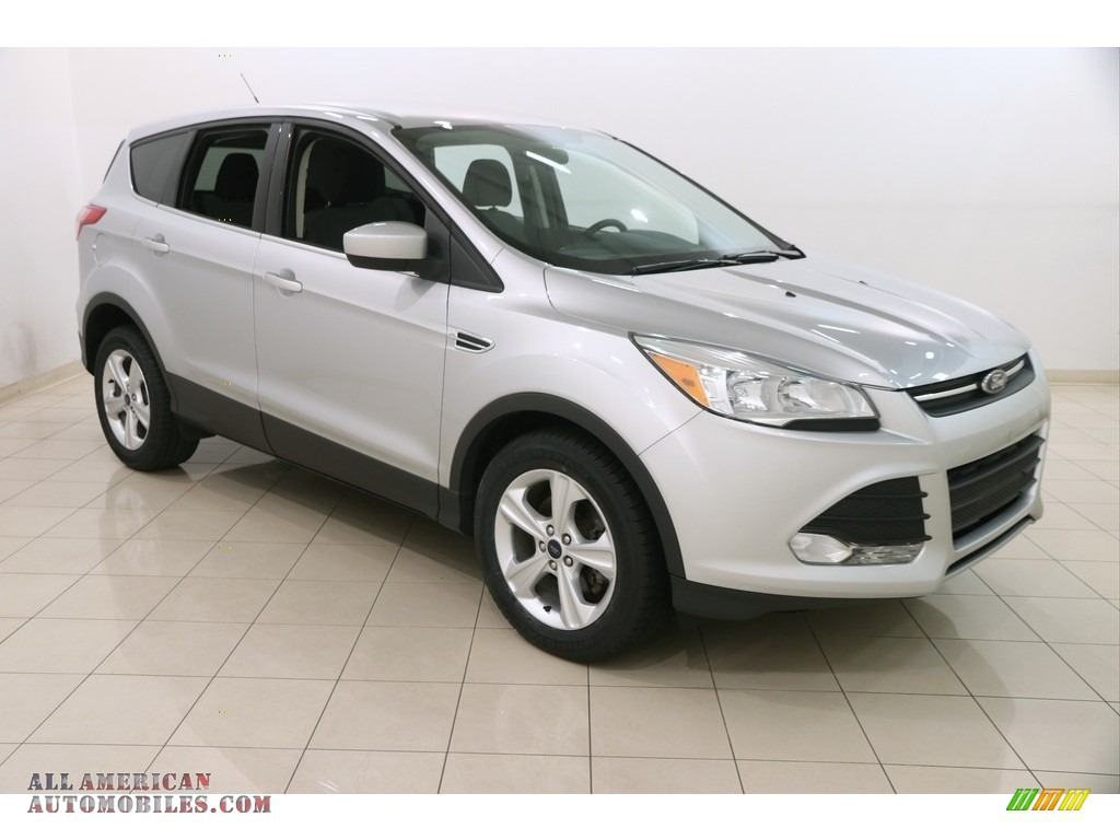 2014 ford escape se 1 6l ecoboost in ingot silver e36090 all american automobiles buy. Black Bedroom Furniture Sets. Home Design Ideas