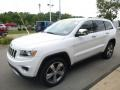 Jeep Grand Cherokee Limited 4x4 Bright White photo #5