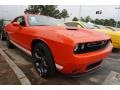 Dodge Challenger SXT Go Mango photo #4